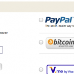 Bitcoin:  A New Option on the Checkout Page